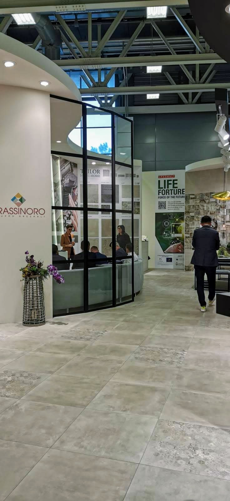 Cersaie 2019 in Bologna