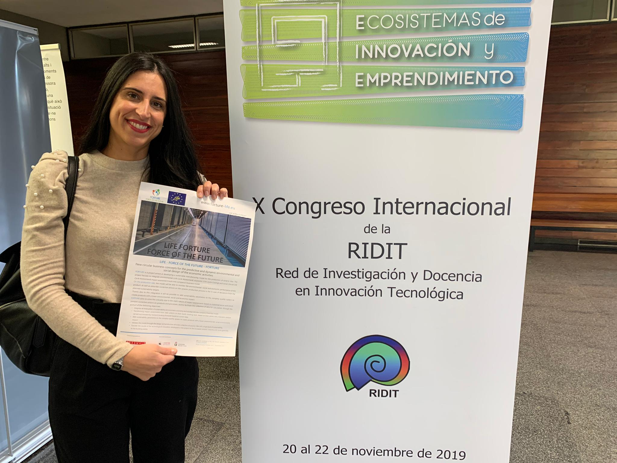 Thais at the 10th RIDIT international conference