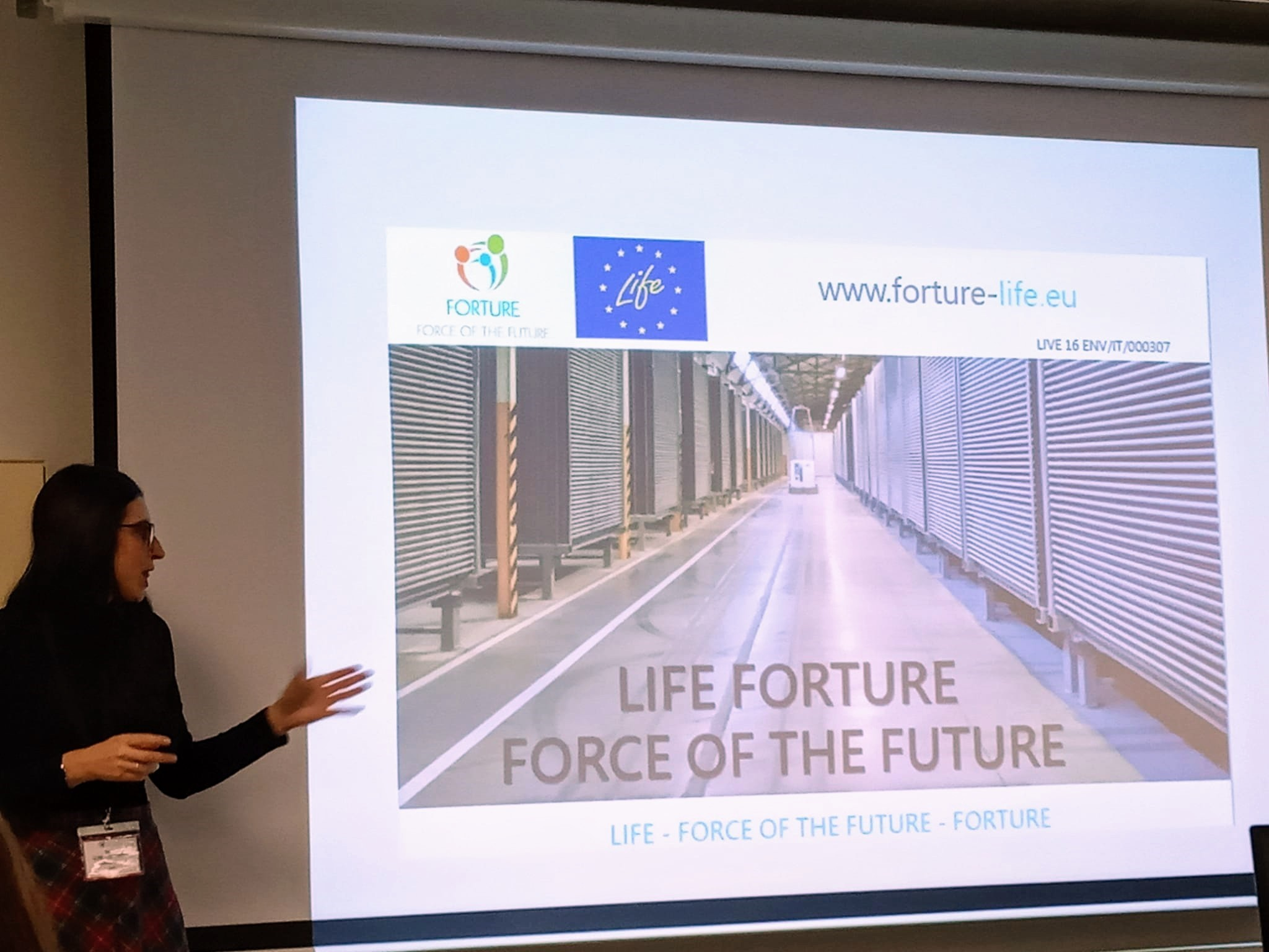 LIFE Forture at the International Conference on Digital Innovation